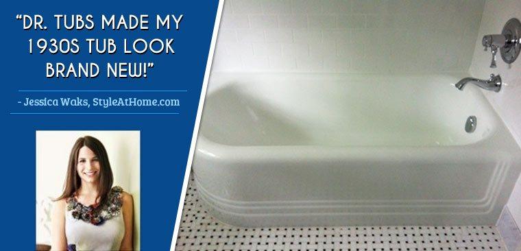 Bathtub Refinishing, Bathroom Resurfacing, Tub Reglazing Toronto