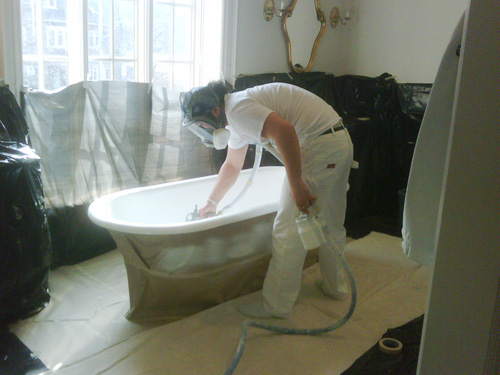 Bathtub Reglazing, Remodeling and Bathroom Renovations Toronto